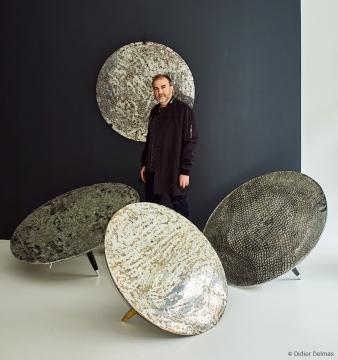 Xavier Lavergne dévoile son premier showroom à Paris